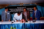 Surabaya hotel Sahid, 21 - 22 September 2002